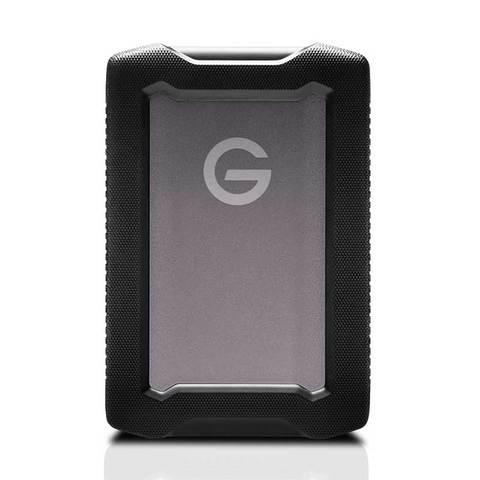 Sandisk Professional, G-Drive ArmorATD, Space Grey, 4TB, All-Terrain Rugged