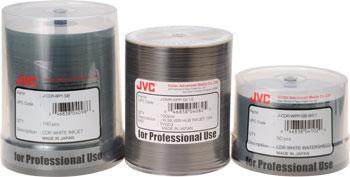 JVC Disc Media