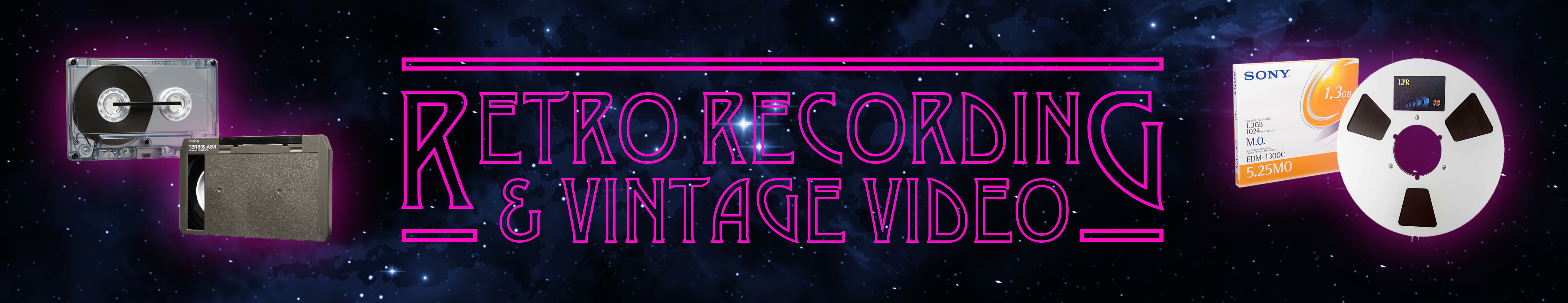 Retro Recording & Vintage Video