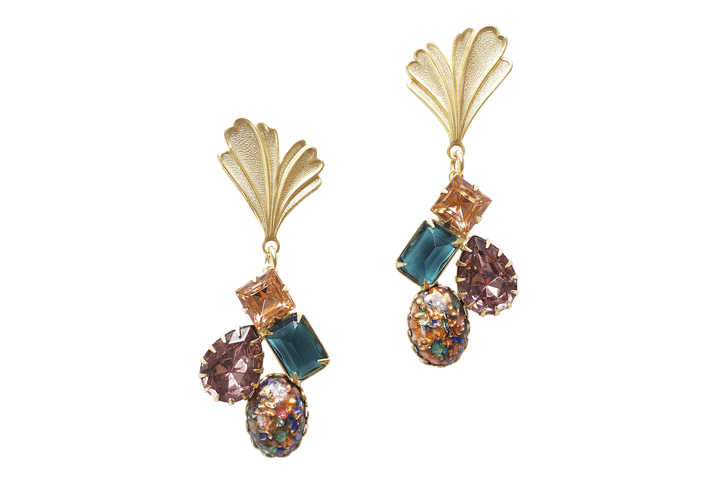 LOREN LEE STATEMENT EARRINGS