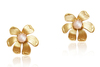 MAXINE STUD EARRINGS - PINK
