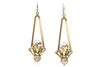 KENDRA STATEMENT EARRINGS