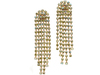 SLOAN CHANDELIER EARRINGS - OLIVINE AB