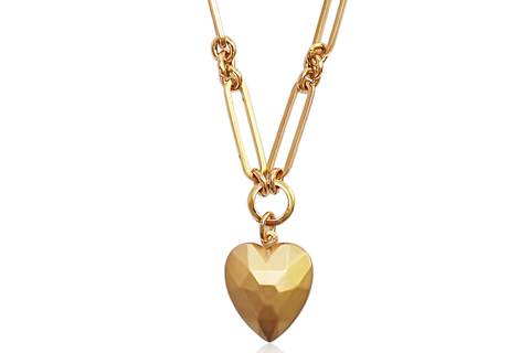 LILLIAN HEART PENDANT