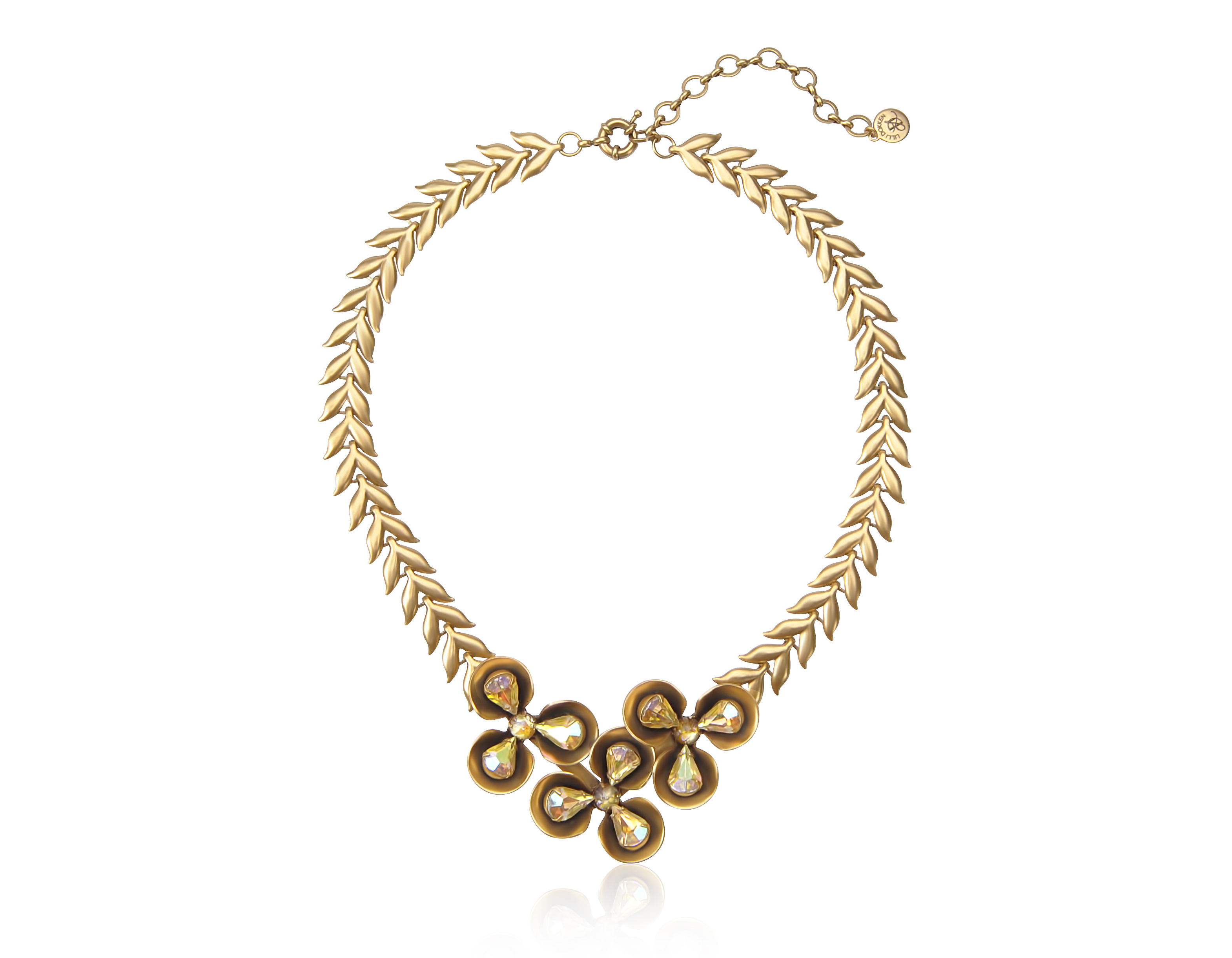 EMMALINE STATEMENT NECKLACE