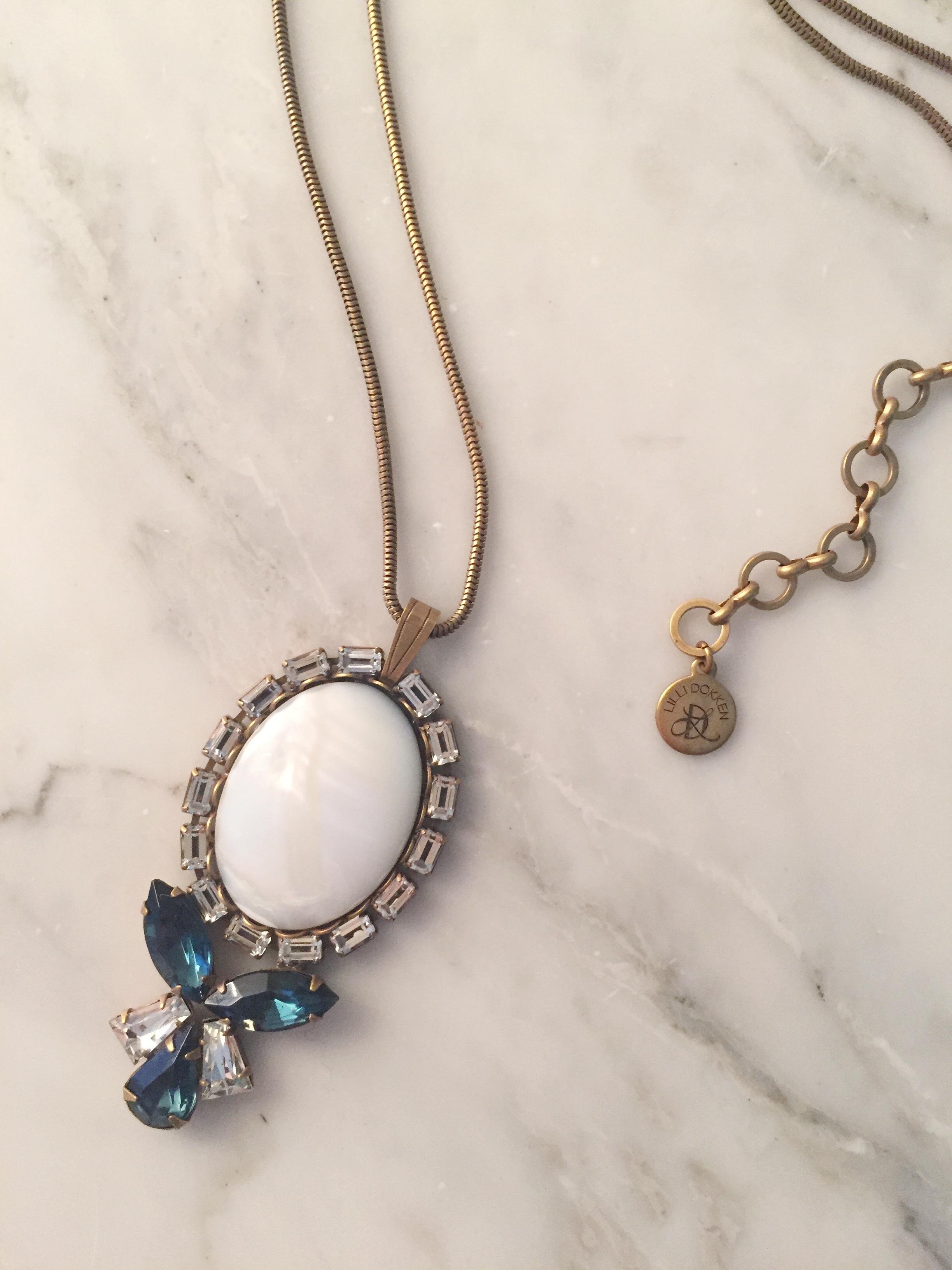 Custom Kendra Pendant - Neil