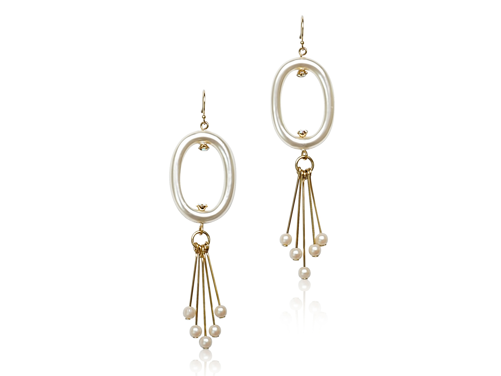HOLLY STATEMENT EARRINGS