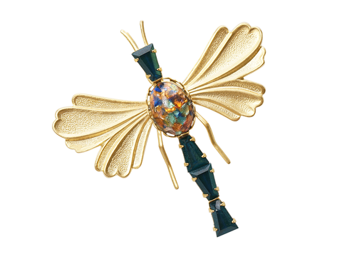 FALL / WINTER 18 LILLI BUG BROOCH + PENDANT