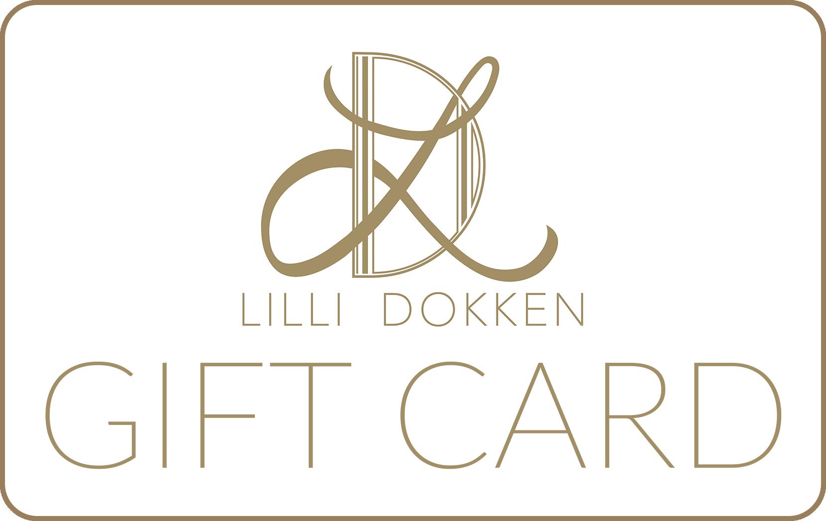 Lilli Dokken Gift Card