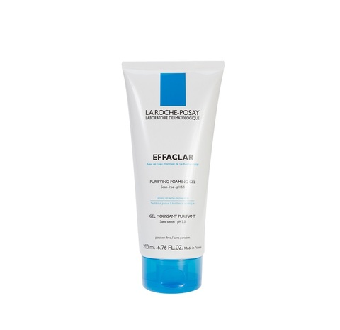 La Roche Effaclar Gel: Purifying Foaming Gel Cleanser