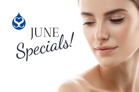 June 2019 Specials