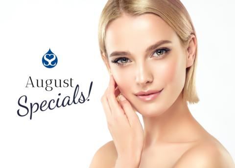 August 2019 Specials