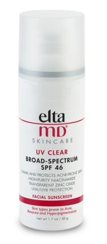 Elta UV Clear Broad-Spectrum SPF 46