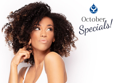 October 2019 Specials!