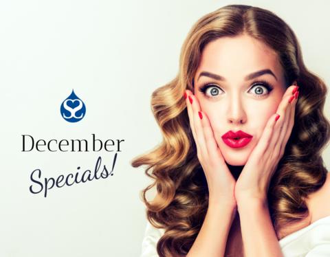 December 2019 Specials!