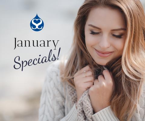 January 2020 Specials!