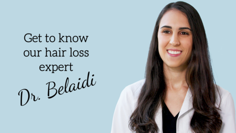 Learn more about Dr. Belaidi!