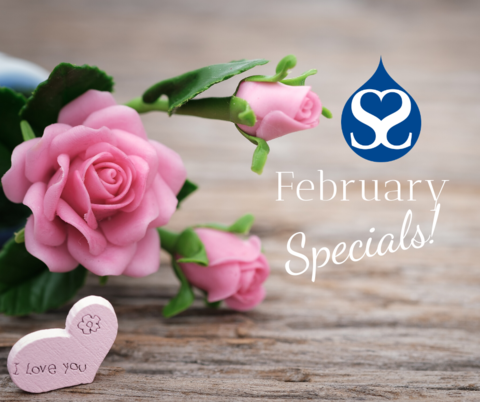February 2020 Specials!