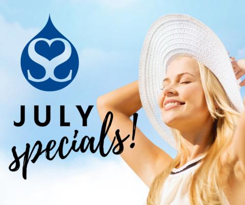 July 2020 Specials!