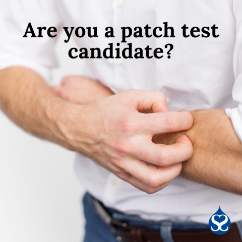 Patch testing for Allergens: Are You a Good Candidate?