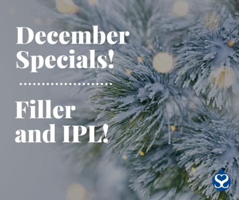 December 2020 Specials!