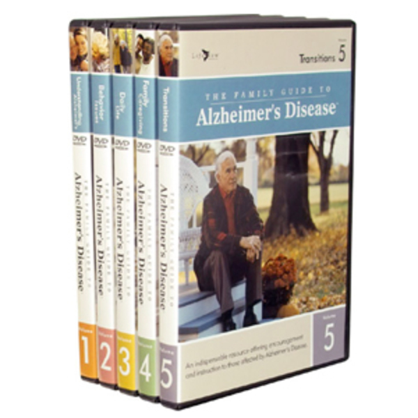 The Family Guide to Alzheimer's Disease: Five Volume Set