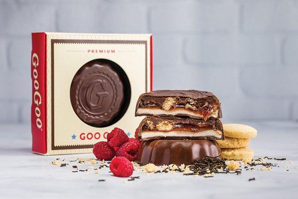 Raspberry Earl Grey Premium Goo Goo
