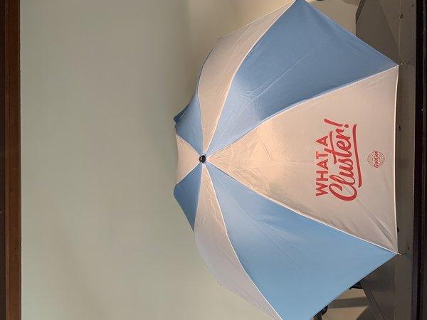 What A Cluster Umbrella