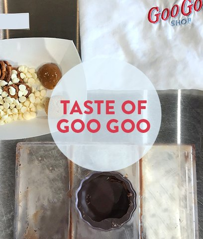 Taste of Goo Goo - 11/2 at 11 A.M.