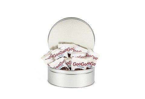 Customizable Gift Tin - Silver