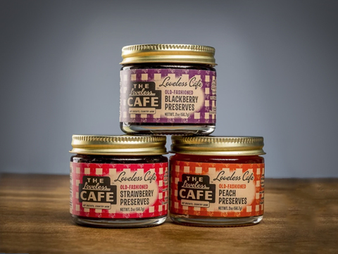 Loveless Cafe Preserves Set