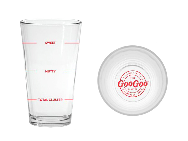 Total Cluster Pint Glass