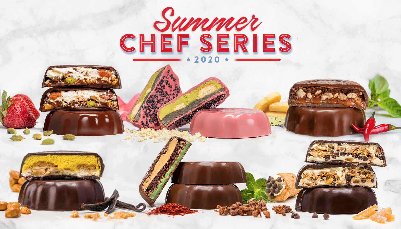 Summer Chef Series 2020 Image