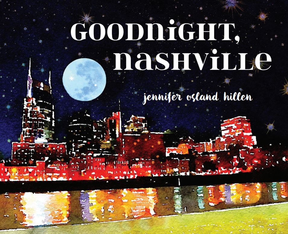 Goodnight Nashville Book Signing and Reading 8/26 Image