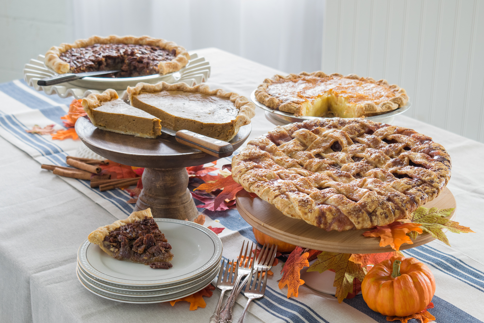 Whole Pies for the Holidays Image