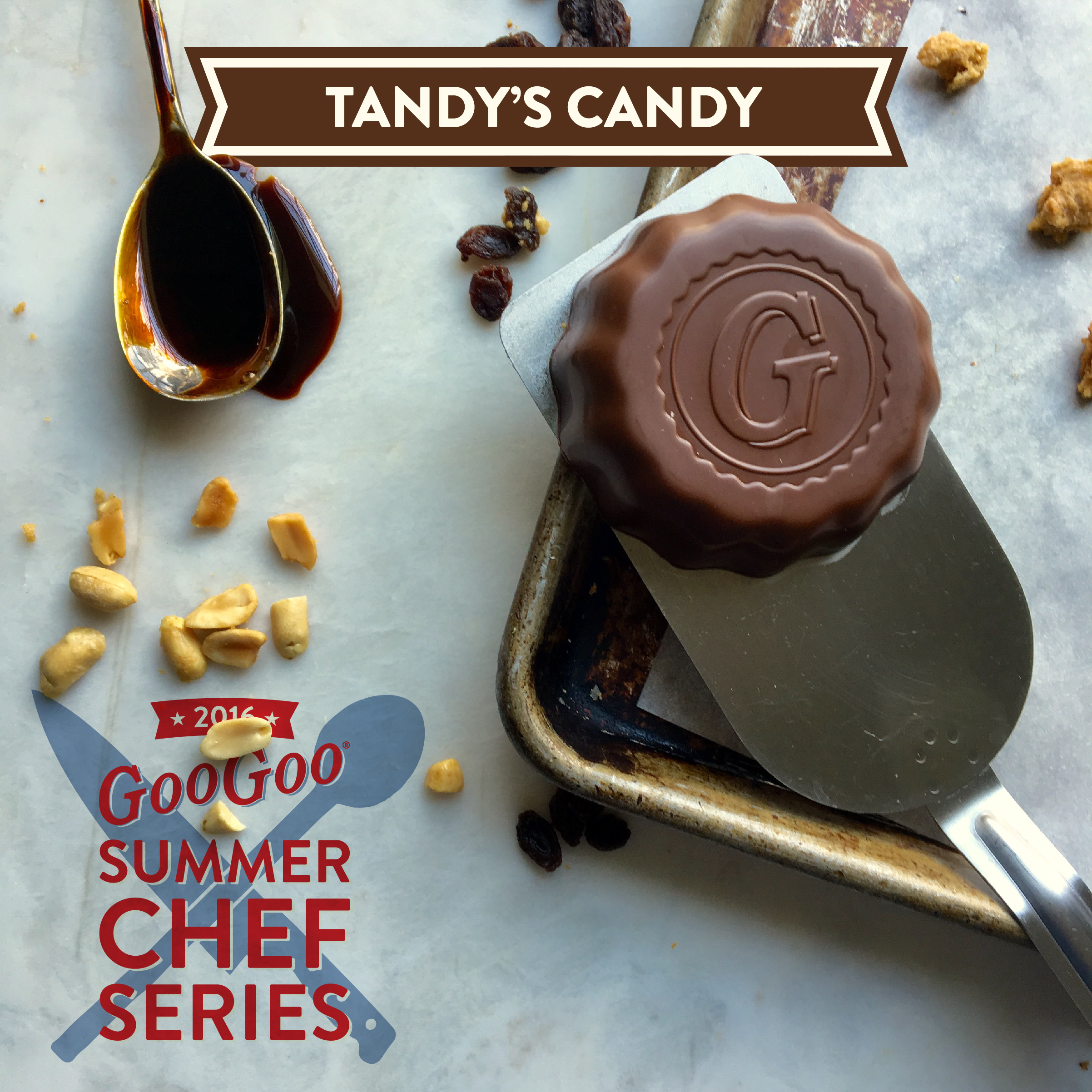 Summer Chef Series: Tandy's Candy Image