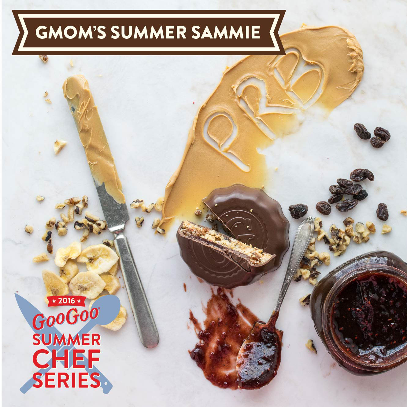 Summer Chef Series: Gmom's Summer Sammie Image