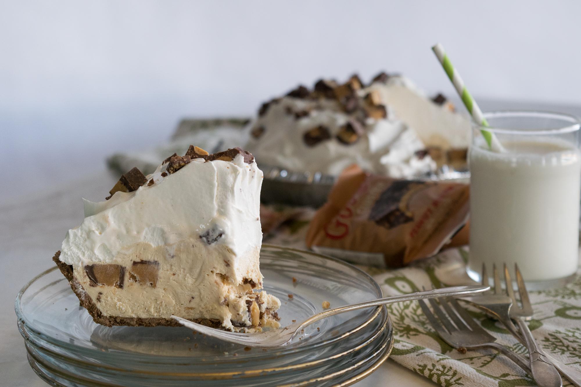 Goo Goo Peanut Butter Pie Image