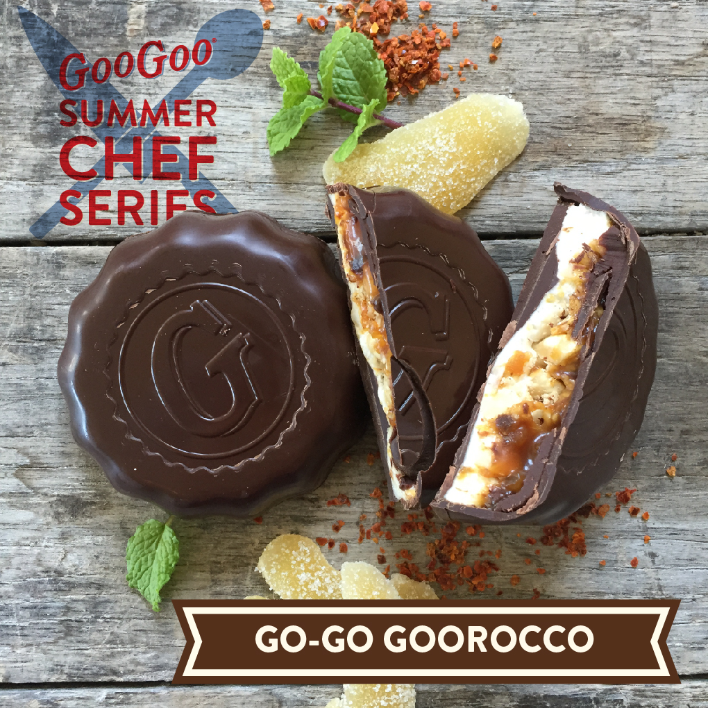 Summer Chef Series: Go-Go Goorocco Image