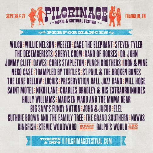 Goo Goo at Pilgrimage Festival Image