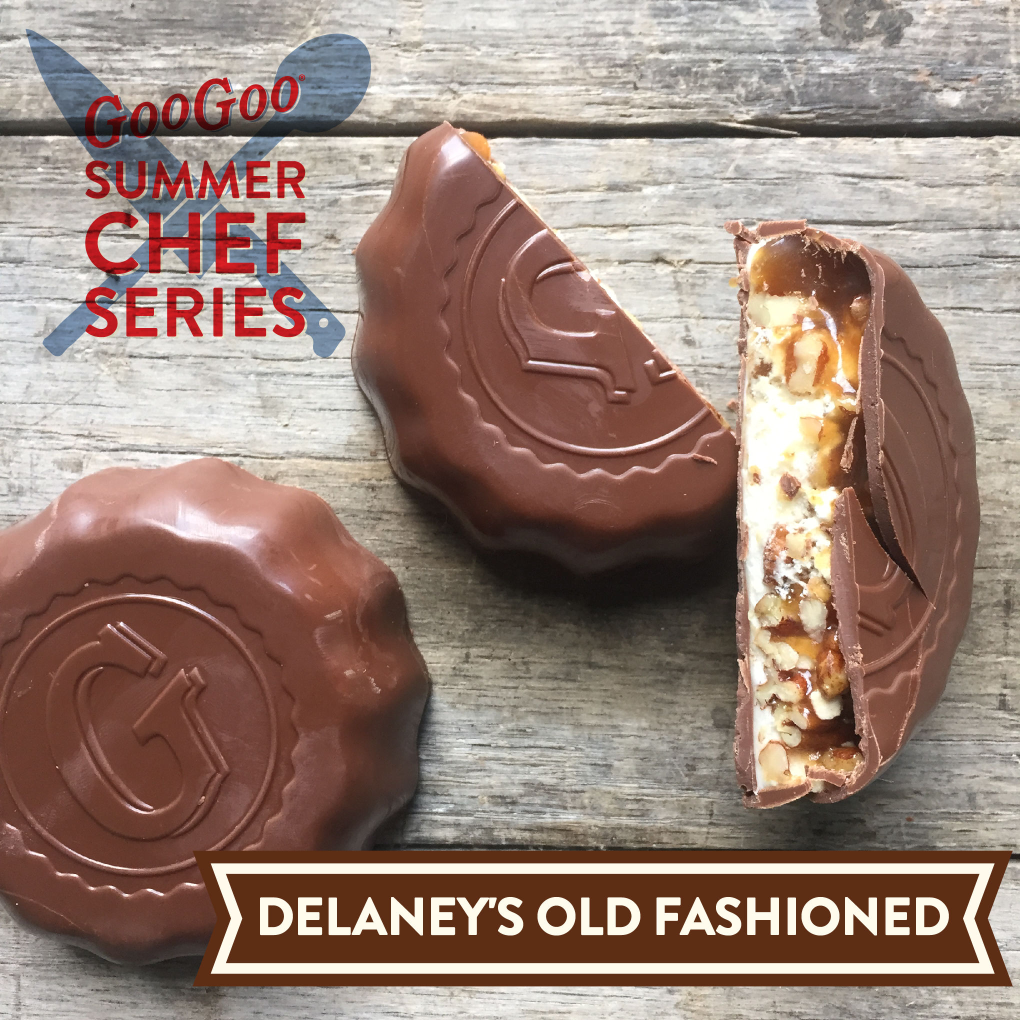 Summer Chef Series: Delaney's Old Fashioned Image
