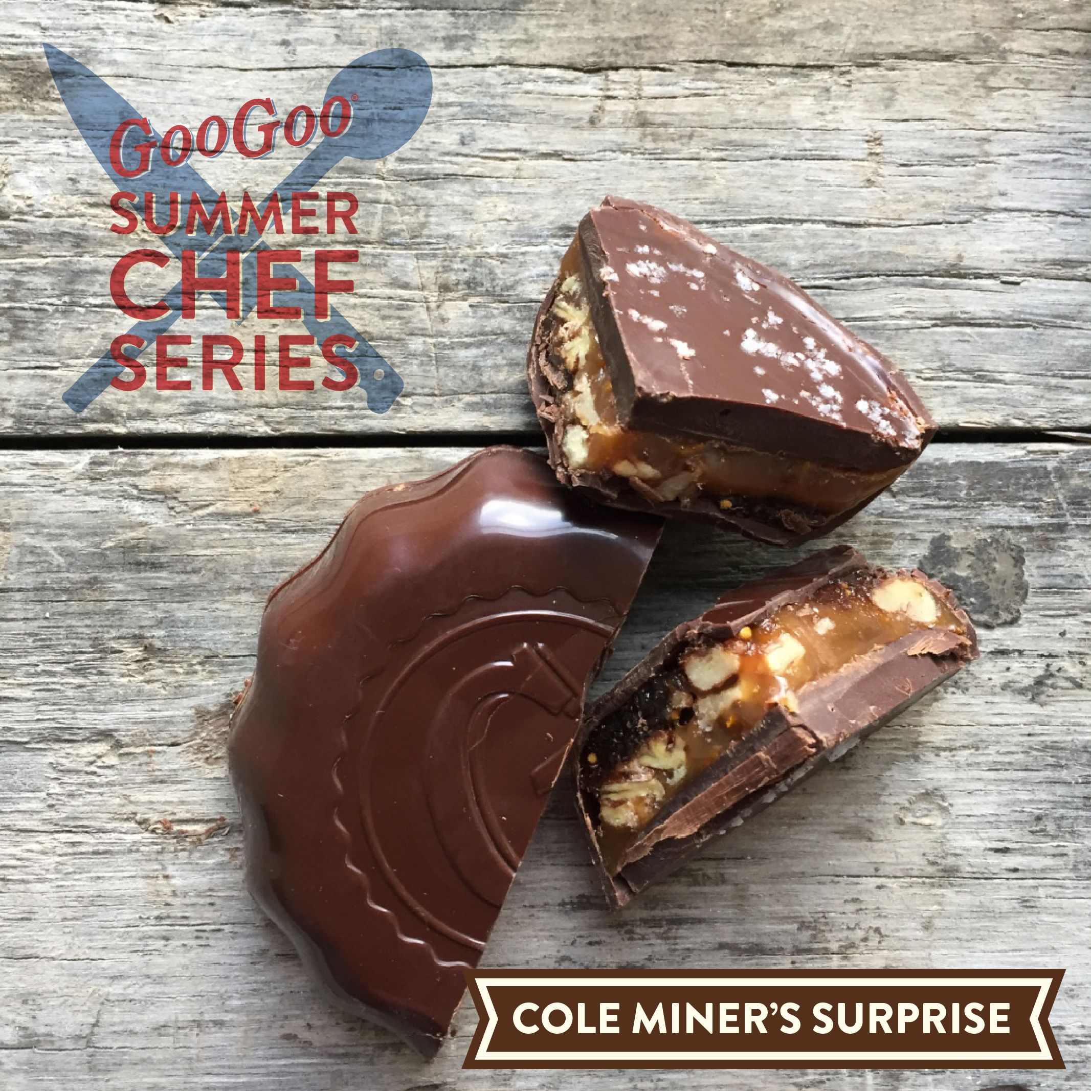 Summer Chef Series: Cole Miner's Surprise Image