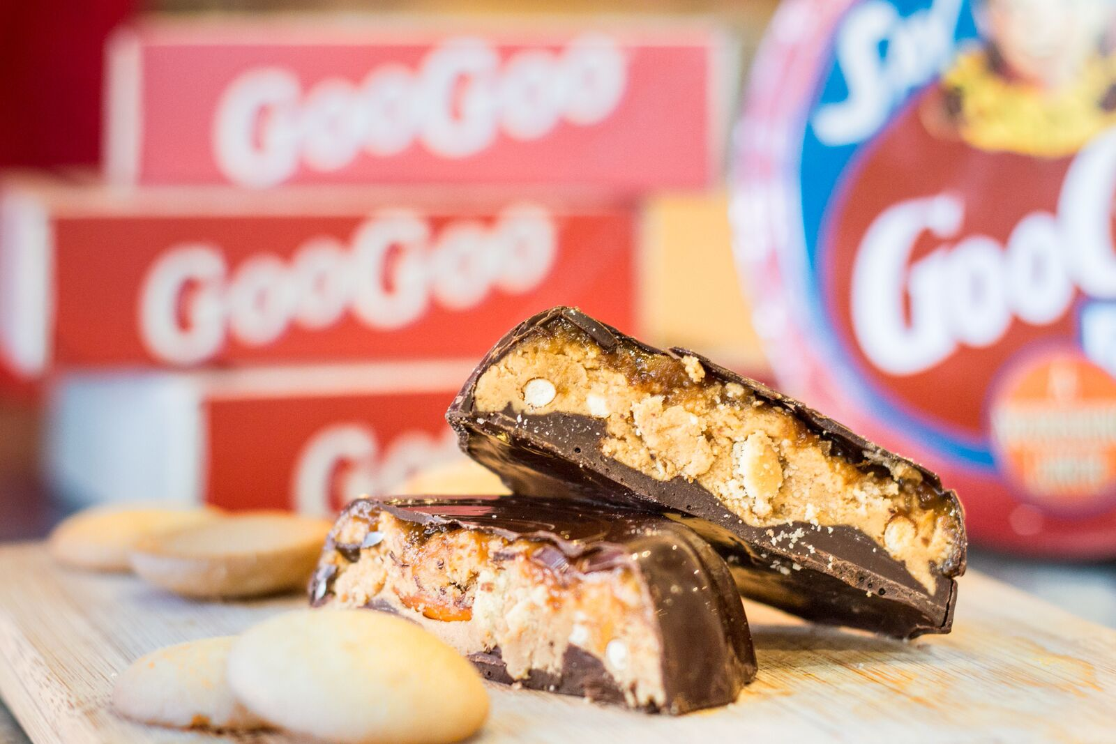 Goo Goo Summer Chef Series: The Gertie Image