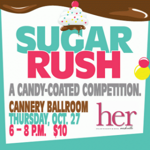 Sugar Rush - October 27th Image