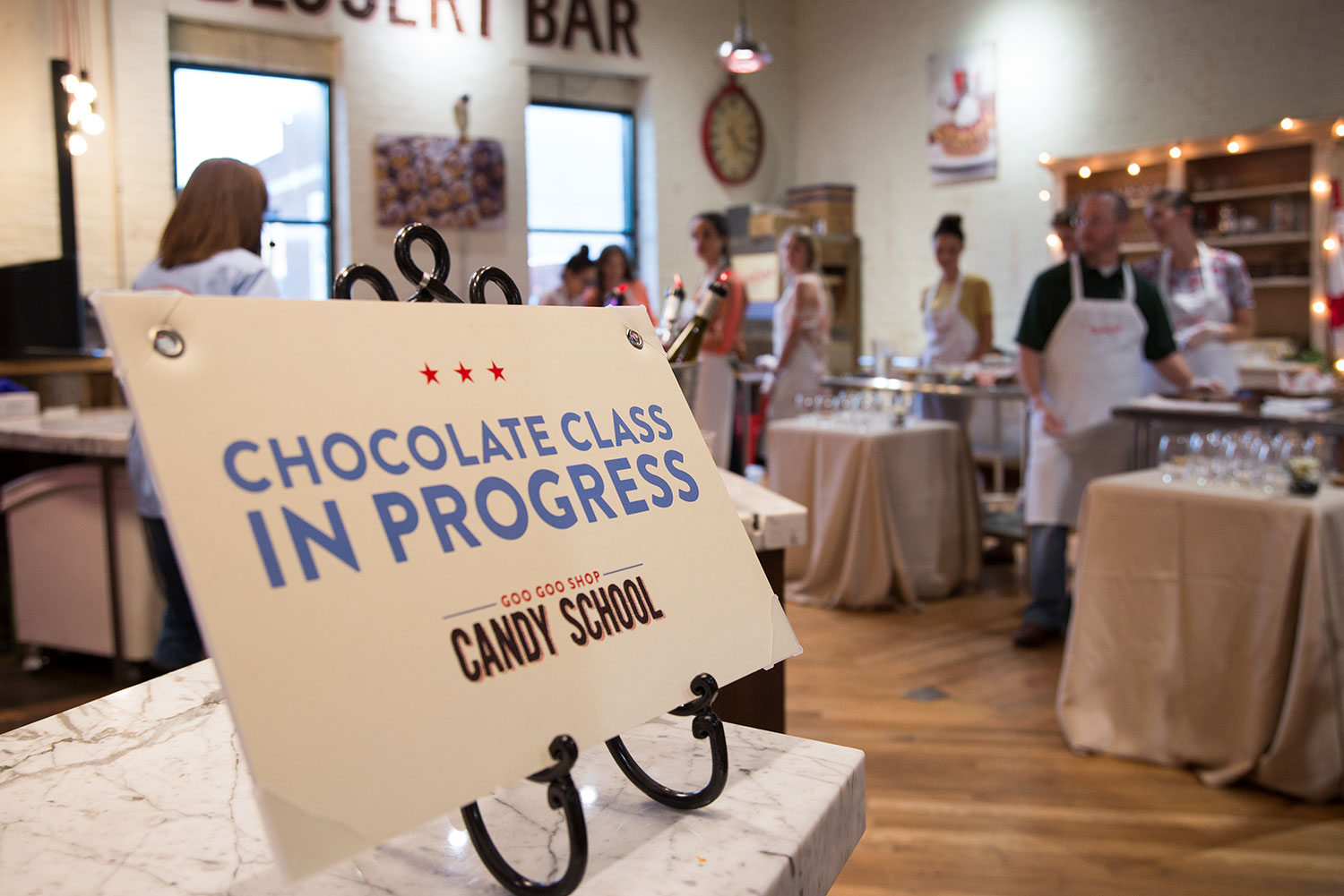 June 2018 Chocolate Classes Image