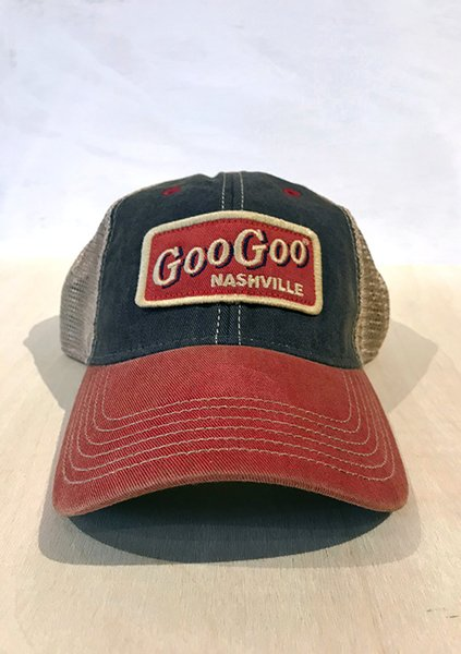 Legacy Classic Red Trucker Hat