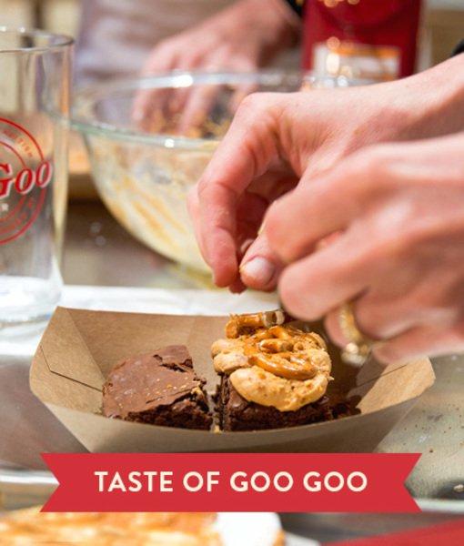 Taste of Goo Goo - 7/21 at 1 P.M.