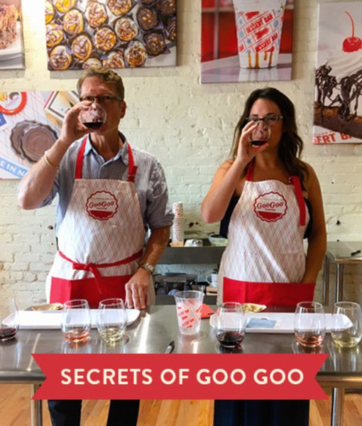 Secrets of Goo Goo - 7/21 at 3 P.M.