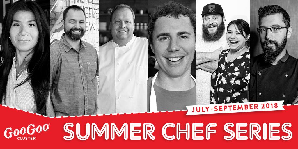 4th Annual Goo Goo Summer Chef Series Reveal Image