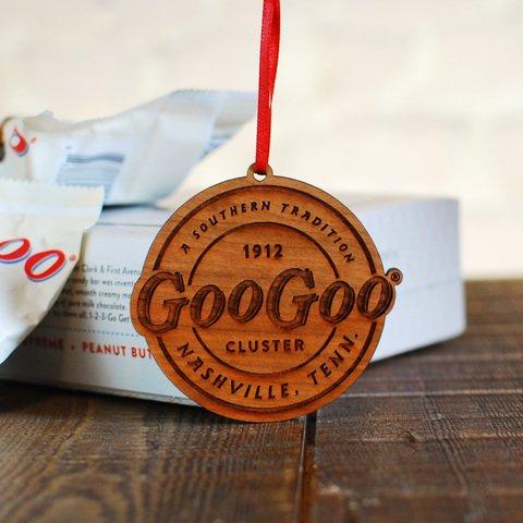 Goo Goo Ornament